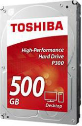 "Dysk Toshiba P300 500 GB 3.5"" SATA III (HDWD105UZSVA)"