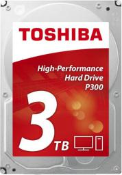 "Dysk Toshiba Performance 3TB 3.5"" SATA III (HDWD130UZSVA)"