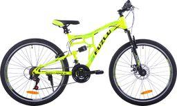 """Fuzlu Rower Perfect Power 1D 26"""" żółty Eco"""