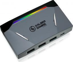 Aten adapter do klawiatury i myszki KeyMander 2 + kontroler z funkcją Crossover (GE1337P2)