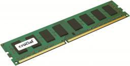 Pamięć Crucial DDR4, 4 GB, 2400MHz, CL17 (CT4G4DFS824A)