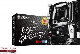 Płyta główna MSI Z170A KRAIT GAMING 3X