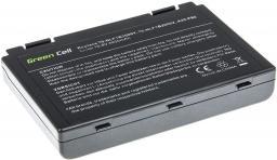 Bateria Green Cell A32-F52 A32-F82 Asus K50 K50AB K50C K50i K50IJ K50iN K70 K70IJ (AS01)