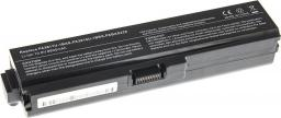 Bateria Green Cell do laptopa Toshiba Satellite U500, L750, A650, C650, C655; PA3817U-1BRS; 10.8V, 12 cell (TS22)