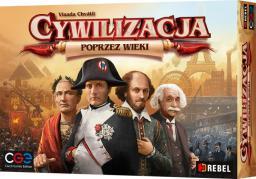 Rebel Gra planszowa Cywilizacja: Poprzez Wieki 3 edycja