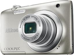 Aparat cyfrowy Nikon A100 (Nikon A100 silver)