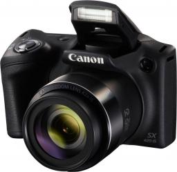 Aparat cyfrowy Canon Powershot SX420 IS, Czarny (1068C002AA)