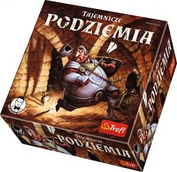 Trefl Gra Tajemnicze Podziemia (01349)