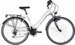 KS CYCLING Rower Trekkingowy Damski 28 Shimano Turystyczny