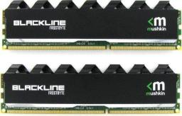 Pamięć Mushkin Blackline, DDR3, 16 GB, 2400MHz, CL11 (997123F)