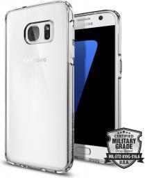 Spigen Etui do Galaxy S7, Liquid  Crystal Clear
