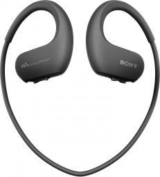 Sony Odtwarzacz MP3 4GB czarny (NWWS413B.CEW)