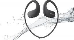 Odtwarzacz MP3 Sony NW-WS414B 8GB Czarny (NWWS414B.CEW)