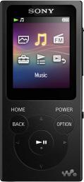 Odtwarzacz MP3 Sony NW-E394B 8GB Czarny (NWE394B.CEW)