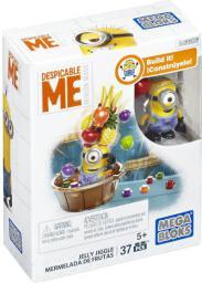Mega Bloks Minionki mini zestaw - Jely Jig (DMV20/DKY83)