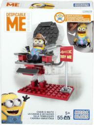Mega Bloks Minionki Małe zestaw, Chair (DMV29/DKY84)