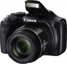 Aparat cyfrowy Canon PowerShot SX540 HS, Czarny (1067C002AA)