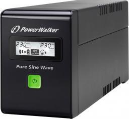 UPS PowerWalker VI800SW-SCHUKO