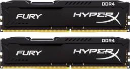 Pamięć HyperX Fury, DDR4, 16 GB,2400MHz, CL15 (HX424C15FB2K2/16)