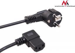 Kabel zasilający Maclean MCTV-802 3-pin 1.5m wtyk EU