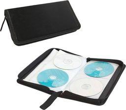 Apte AG428 ETUI FUTERAŁ POKROWIEC NA PŁYTY DVD CD 80SZT