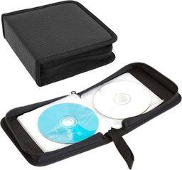 Apte AG429 ETUI FUTERAŁ ORGANIZER NA PŁYTY CD/DVD 40SZT