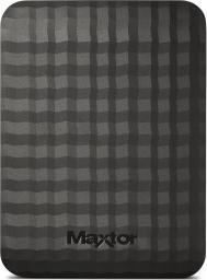 Dysk zewnętrzny Maxtor M3 Portable, 500 GB (STSHX-M500TCBM)