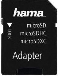 Karta Hama MicroSDHC 16 GB Class 10 UHS-I/U1  (001241380000)