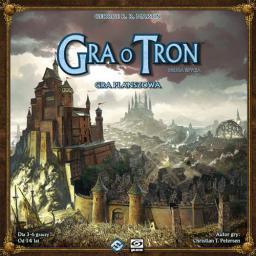 Galakta Gra o Tron 2 edycja (0482)