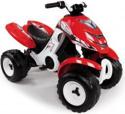 Smoby Quad Elektryczny X Power czerwony SM-33048