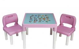 TM Stolik i krzesełka dla dzieci- zestaw