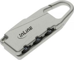 Linka zabezpieczająca InLine Blokada bezpieczeństwa z zamkiem szyfrowym (55719)