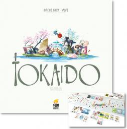 Hobbity.Eu Gra planszowa Tokaido (6086)