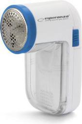 Maszynka do ubrań Esperanza Flossy biało-niebieska (ECS004)