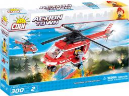 Cobi Action Town Helikopter Straży Pożarnej (1473)