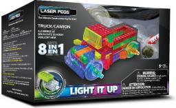 Laser Pegs Pojazd 8 w 1 Truck (PB1430B)