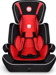 Fotelik samochodowy Lionelo LEVI czerwony
