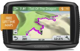 Nawigacja GPS Garmin ZUMO 595LM  (010-01603-10)