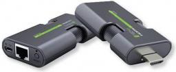 System przekazu sygnału AV Techly Extender HDMI po skrętce Cat6/6a/7 do 50m Full HD 3D (022243)