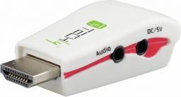 Adapter AV Techly 022236