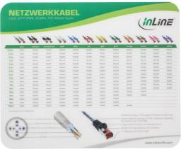 Podkładka InLine Cat.6 Patch Cable Laser (55456I)