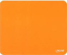 Podkładka InLine Antybakteryjna ultra-thin pomarańczowa (55457O)