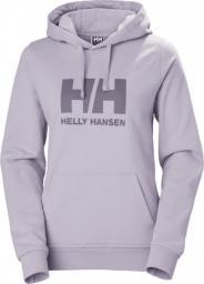 Helly Hansen Bluza damska W Logo Hoodie Dusty Syrin r. L