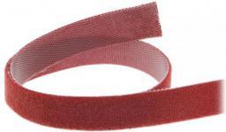 Organizer InLine Opaska na kable z rzepem, Typ Band, 16mm, czerwone, 10m (59934R)