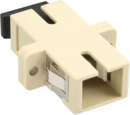 InLine Adapter światłowodowy, Simplex SC/SC, Multimode (89992B)