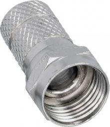 InLine Złącze Typ F-Wtyczka Kabel koncentryczny z osłoną 7mm (69912)
