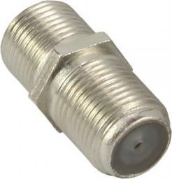 InLine F-Adapter 2x żeński na kabel na przedłużacz 10szt (69913A)