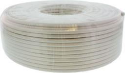 Przewód InLine Antenowy, 100, Biały (69961Q)