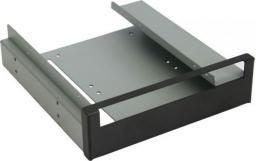 InLine Mocowanie do napędu/nagrywarki Slim + 2x SSD 2.5 cala w zatoce 5.25 cala (39950G)