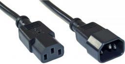 Kabel zasilający InLine 3 Pin IEC (16631A)